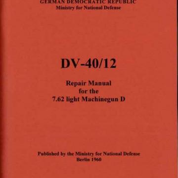 RPD Armorers Repair Manual