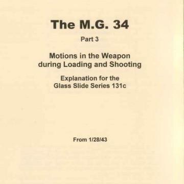 Mg34 Glass Slide manual