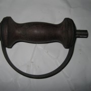 Boys Anti-tank rifle, Rear grip assembly