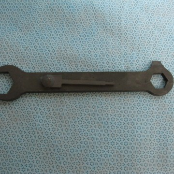 M-60 combination wrench.