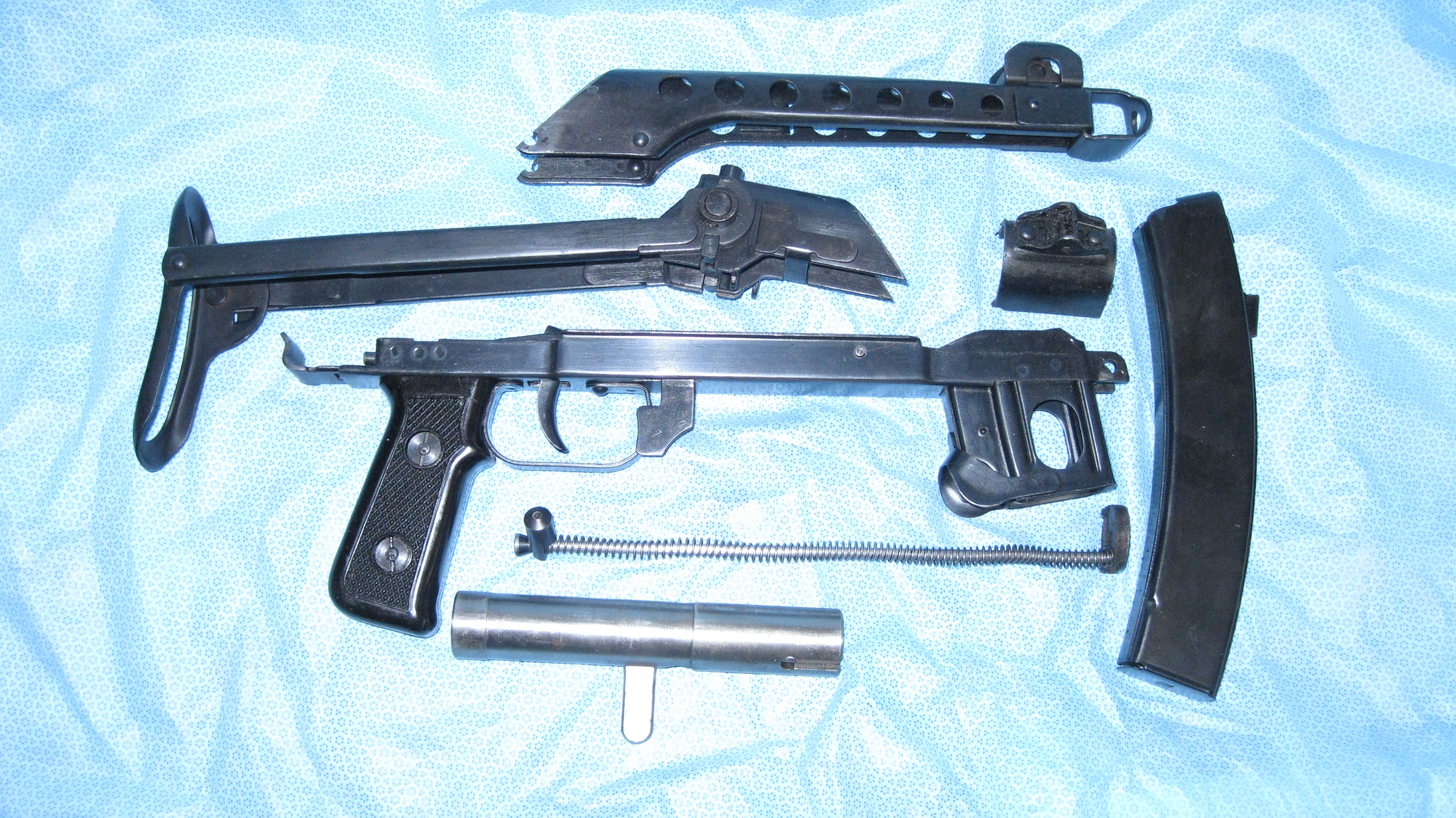 PPS-43 Spare Parts Kit