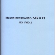 MG-42 Operators Manual PDV 918