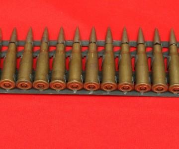 8mm Lebel on Hotchkiss Feed Strips