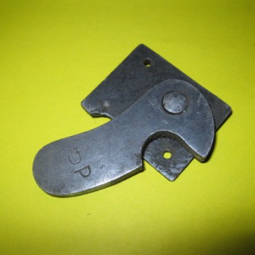 Vickers LMG. Latch