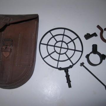 Madsen Machine Gun AA Site Set