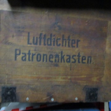Full case 1500 German WW2 AP Tracer